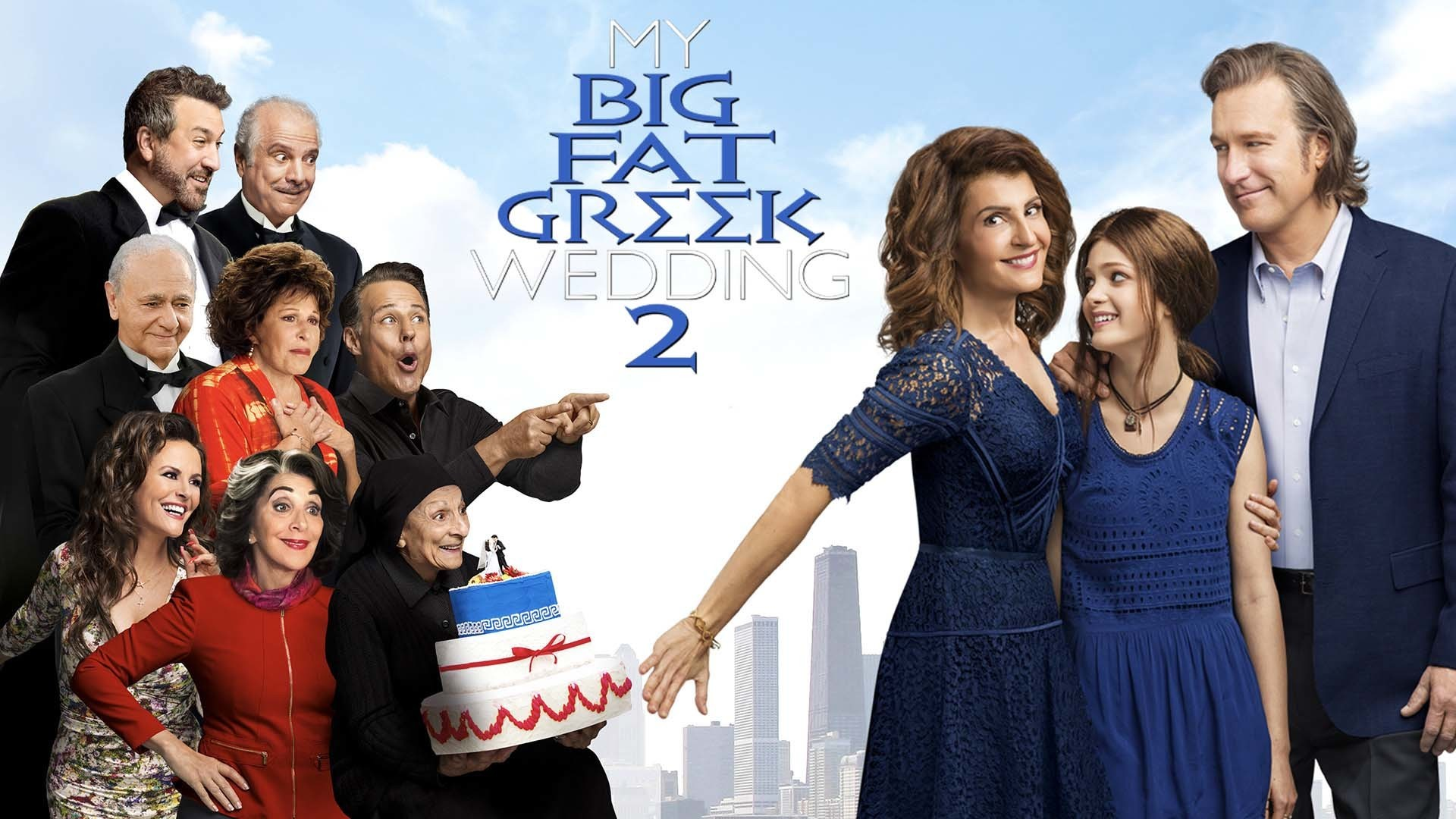 My Big Fat Greek Wedding 2.My Big Fat Greek Wedding 2 Burg Kino Wien Vienna