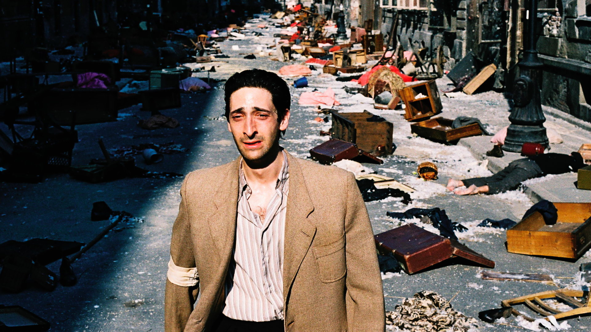 The Pianist | BURG KIN... Adrien Brody Piano