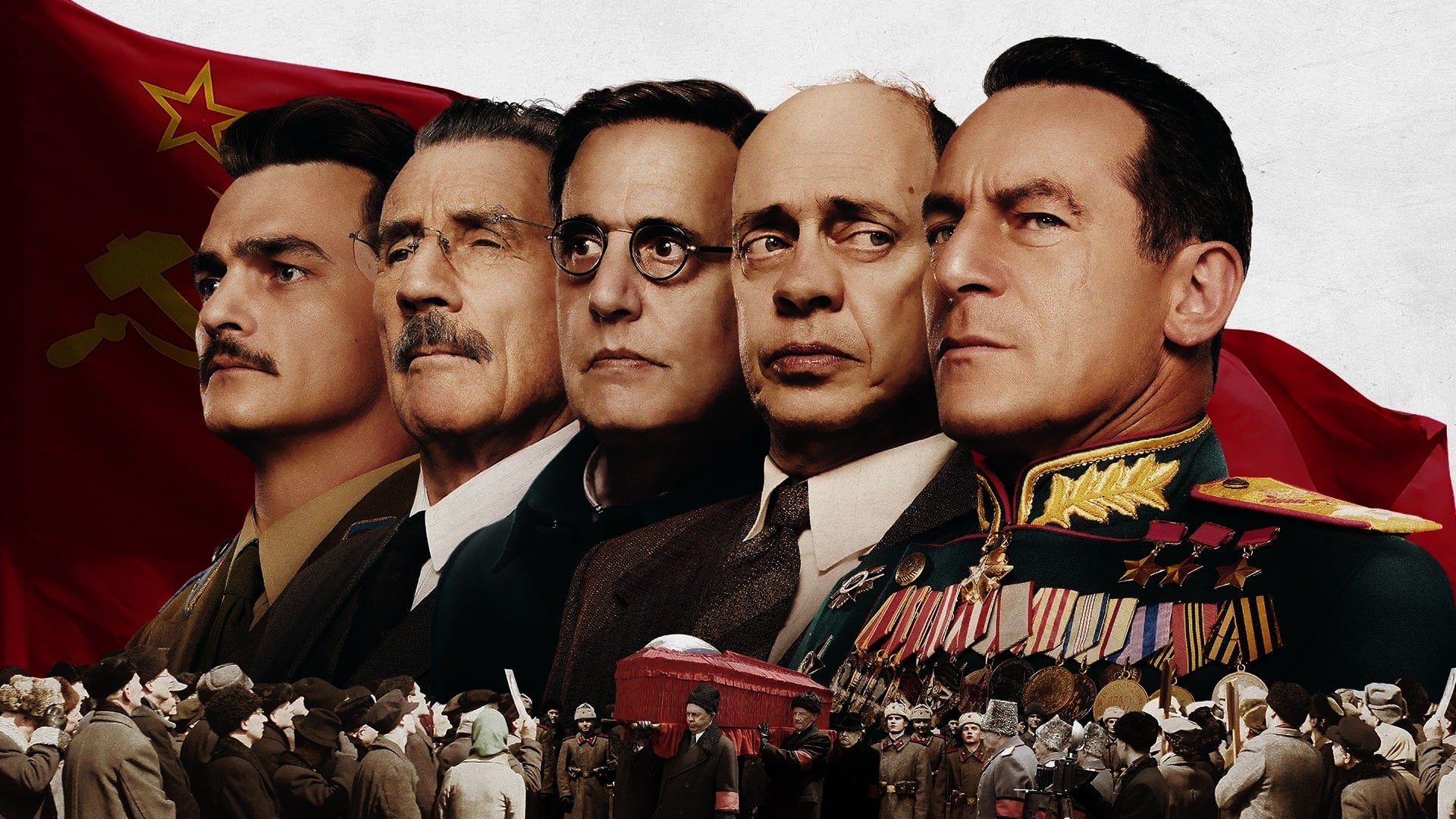 The Death Of Stalin Kritik