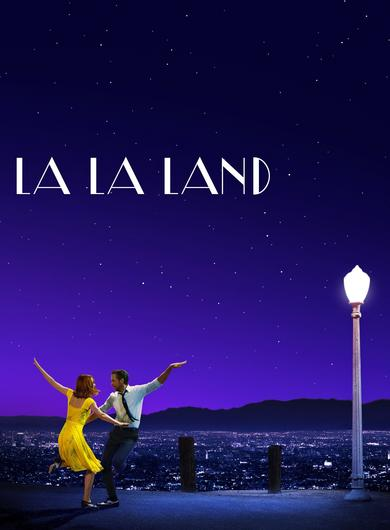 La La Land Poster (Source: themoviedb.org)
