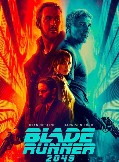 Blade Runner 2049 Poster (Source: themoviedb.org)