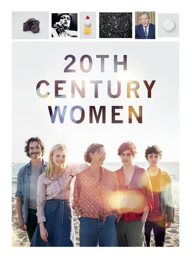 20th Century Women Poster (Source: themoviedb.org)