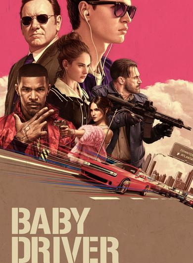 Baby Driver Poster (Source: themoviedb.org)