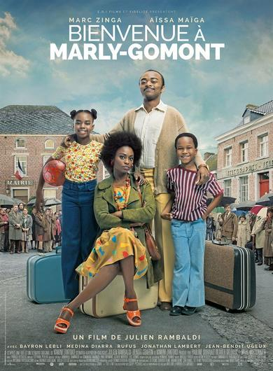 Bienvenue à Marly-Gomont Poster (Source: themoviedb.org)