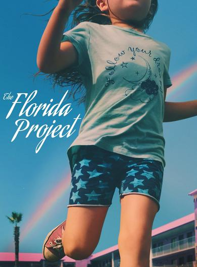 The Florida Project Poster (Source: themoviedb.org)