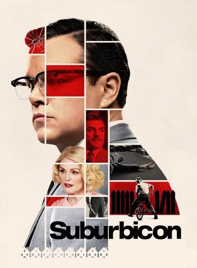 Suburbicon Poster (Source: themoviedb.org)