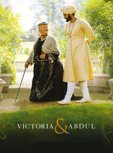 Victoria and Abdul Poster (Source: themoviedb.org)