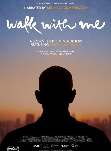 Walk with Me Poster (Source: themoviedb.org)