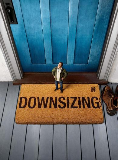 Downsizing Poster (Source: themoviedb.org)