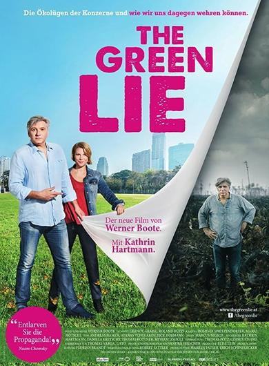 The Green Lie Poster (Source: themoviedb.org)
