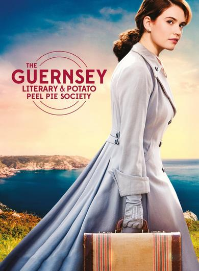 The Guernsey Literary and Potato Peel Pie Society Poster (Source: themoviedb.org)