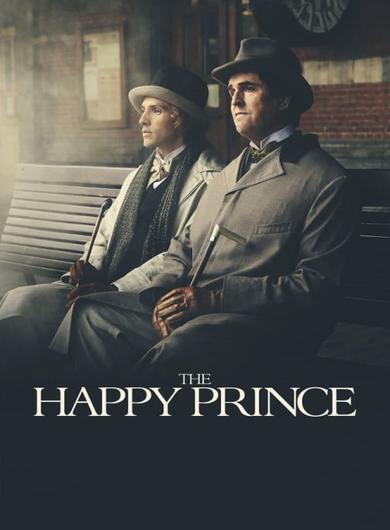 The Happy Prince Poster (Source: themoviedb.org)