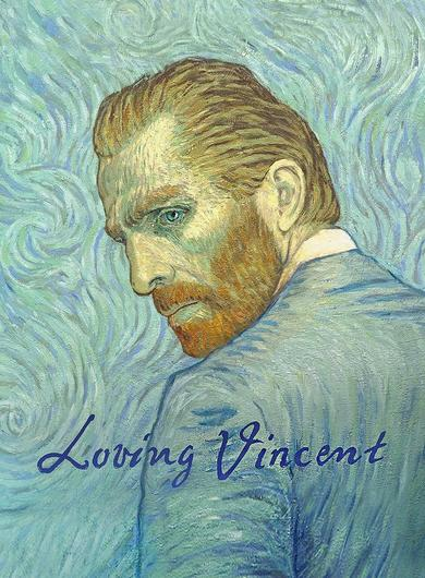 Loving Vincent Poster (Source: themoviedb.org)