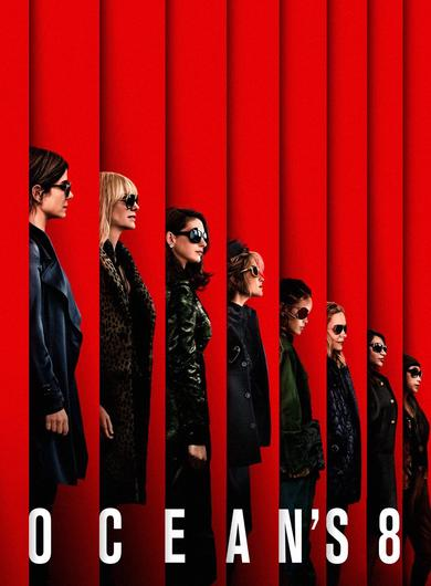 Ocean's 8 Poster (Source: themoviedb.org)