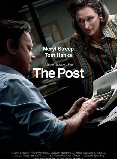 The Post Poster (Source: themoviedb.org)