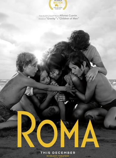 Roma Poster (Source: themoviedb.org)