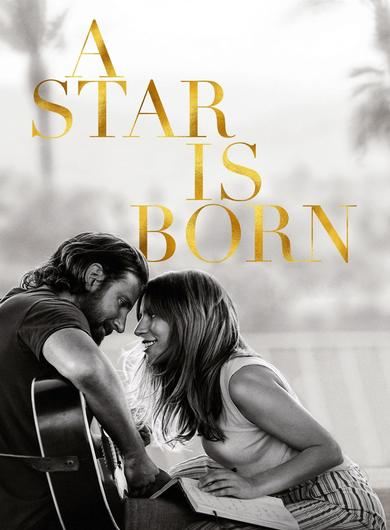 A Star is Born Poster (Source: themoviedb.org)