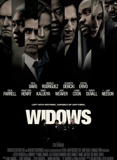 Widows Poster (Source: imdb.com)