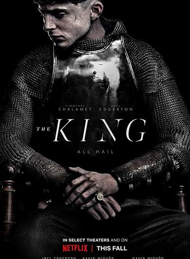 The King (source: Netflix)