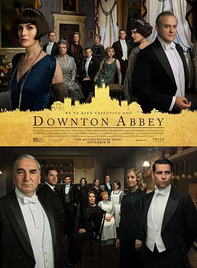 Downton Abbey Poster (Source: imdb.com)