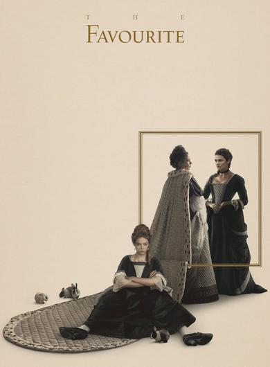 The Favourite Poster (Source: themoviedb.org)