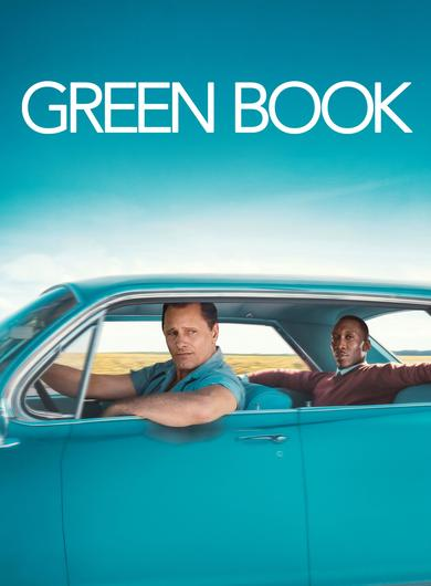 Green Book Poster (Source: themoviedb.org)