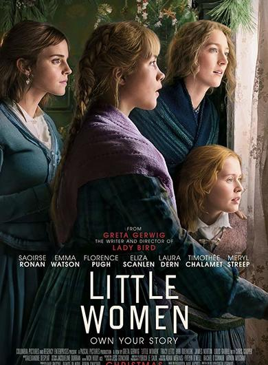 Little Women Poster (Source: themoviedb.org)