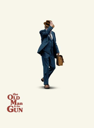 The Old Man & the Gun Poster (Source: themoviedb.org)