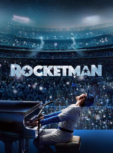 Rocketman Poster (Source: themoviedb.org)