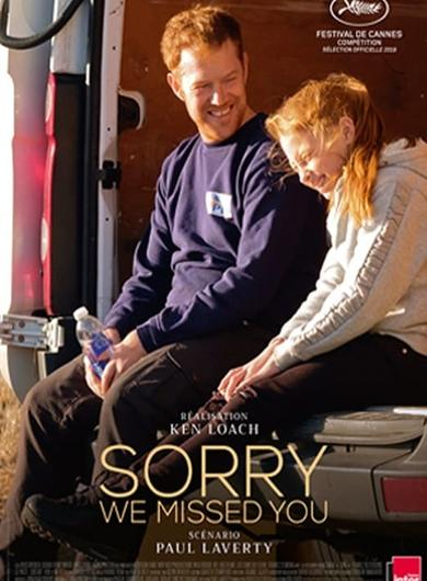 Sorry We Missed You Poster (Source: themoviedb.org)
