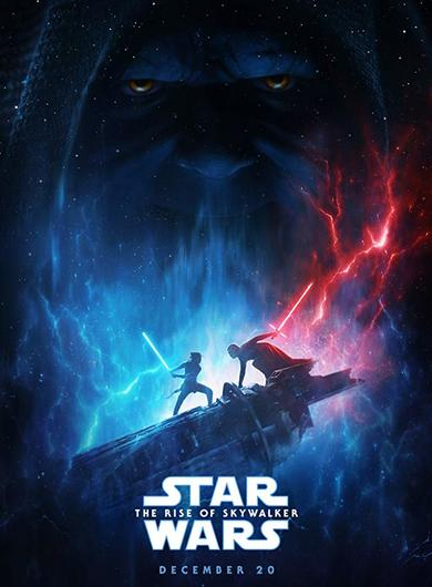 Star Wars: The Rise of Skywalker Poster (Source: imdb.com)