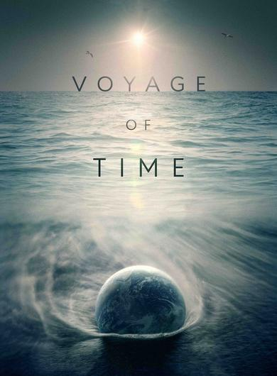 Voyage of Time: Life's Journey Poster (Source: themoviedb.org)