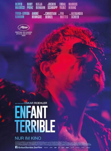 Enfant Terrible Poster (Source: themoviedb.org)