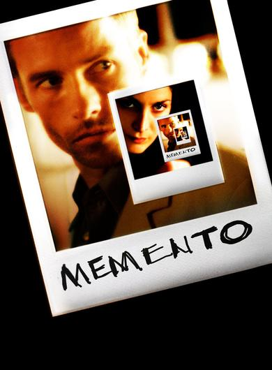 Memento Poster (Source: themoviedb.org)
