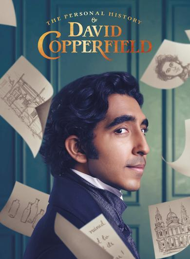 The Personal History of David Copperfield Poster (Source: themoviedb.org)