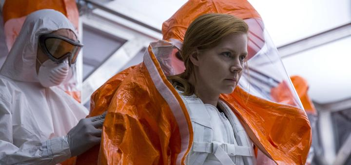Arrival (Source: themoviedb.org)