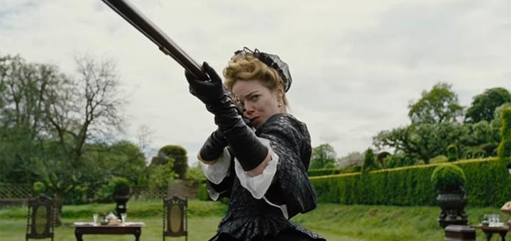The Favourite (Source: themoviedb.org)