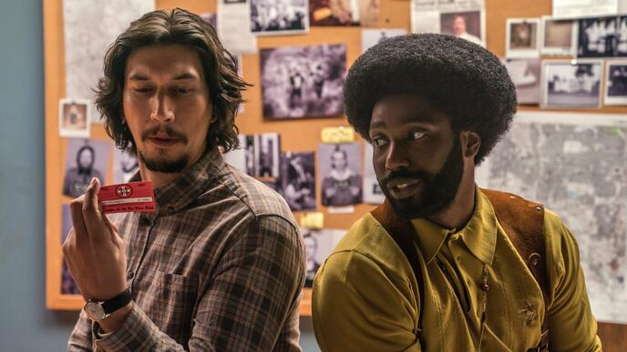 BlacKkKlansman (Source: themoviedb.org)