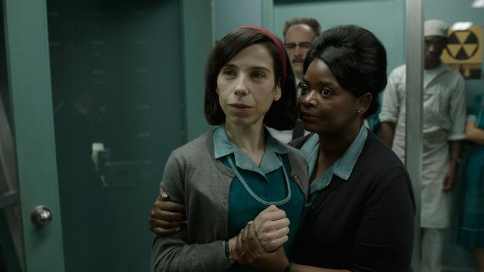 The Shape of Water (Source: themoviedb.org)